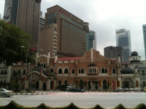 KL Old Town n New