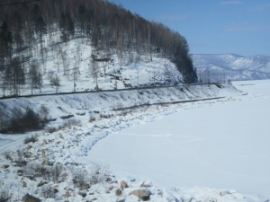 TransSiberian round Lake Baikal