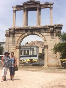 Hadrians Arch