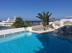 Harmony Pool Mykonos