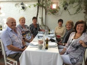 Eva's Restaurant Mykonos