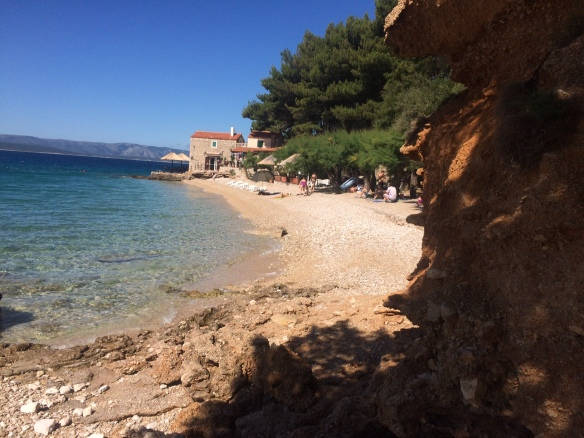 Brac - Bol - Secluded cove