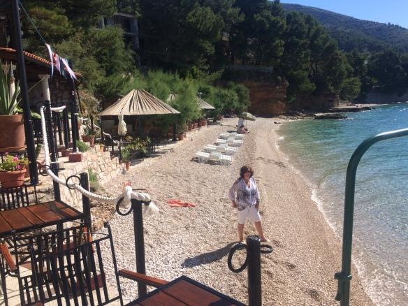 Brac - Bol - beach