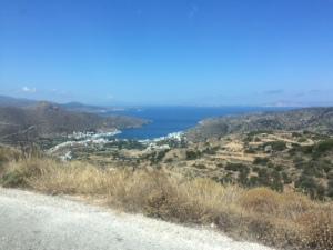 Amorgos - high road