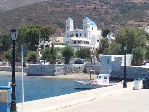 Amorgos Port