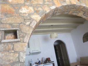 Stonework Aqua Petra Hotel