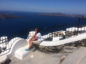 Santorini - Contemplation