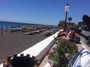 Santorini Parissa Beach 2