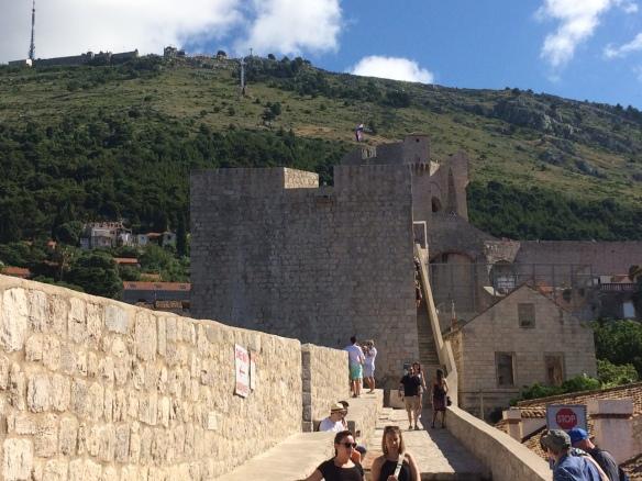 Dubrovnik - City Wall - 1