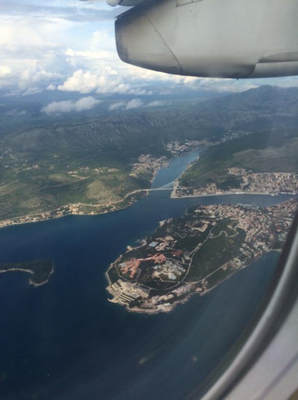 Dubrovnik - by air