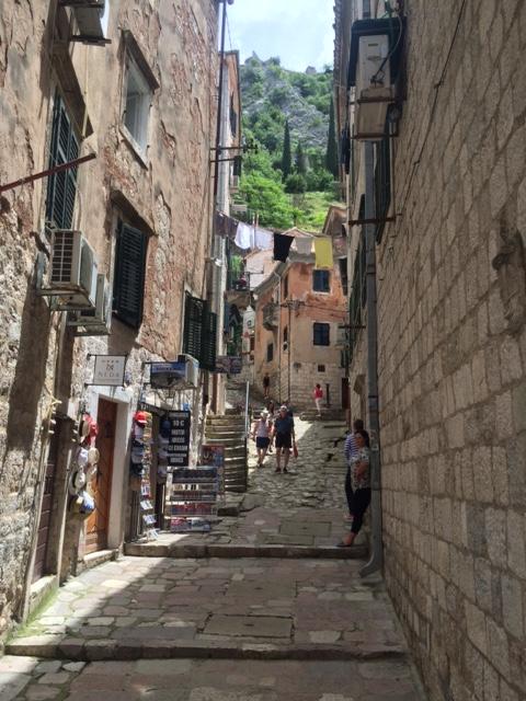 Montenegro - Kotor streets