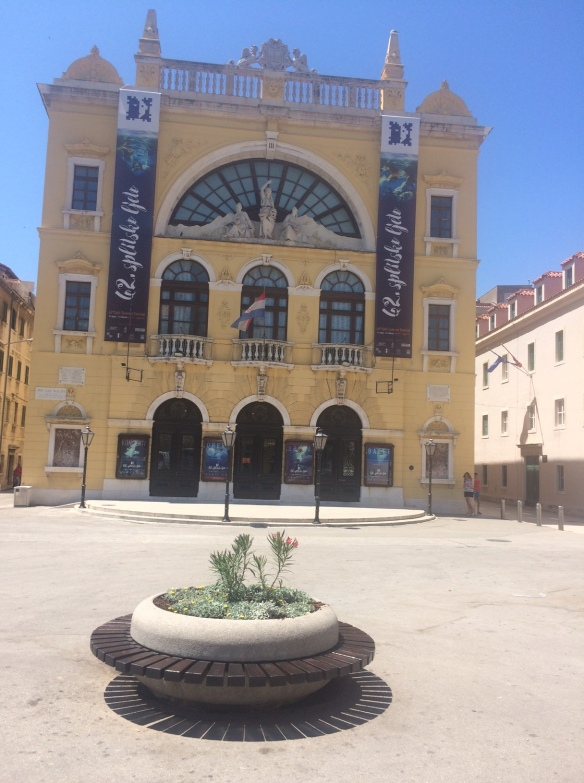 Split - National Theatre.