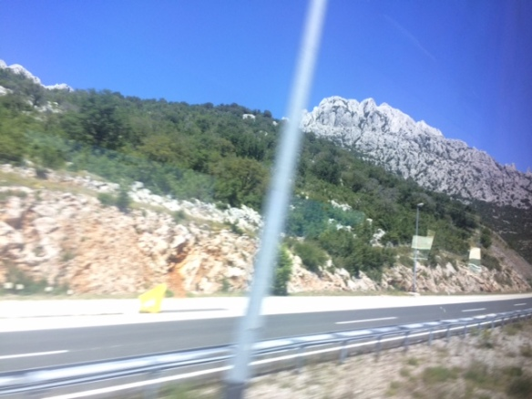 Velebit - (karst) mountains